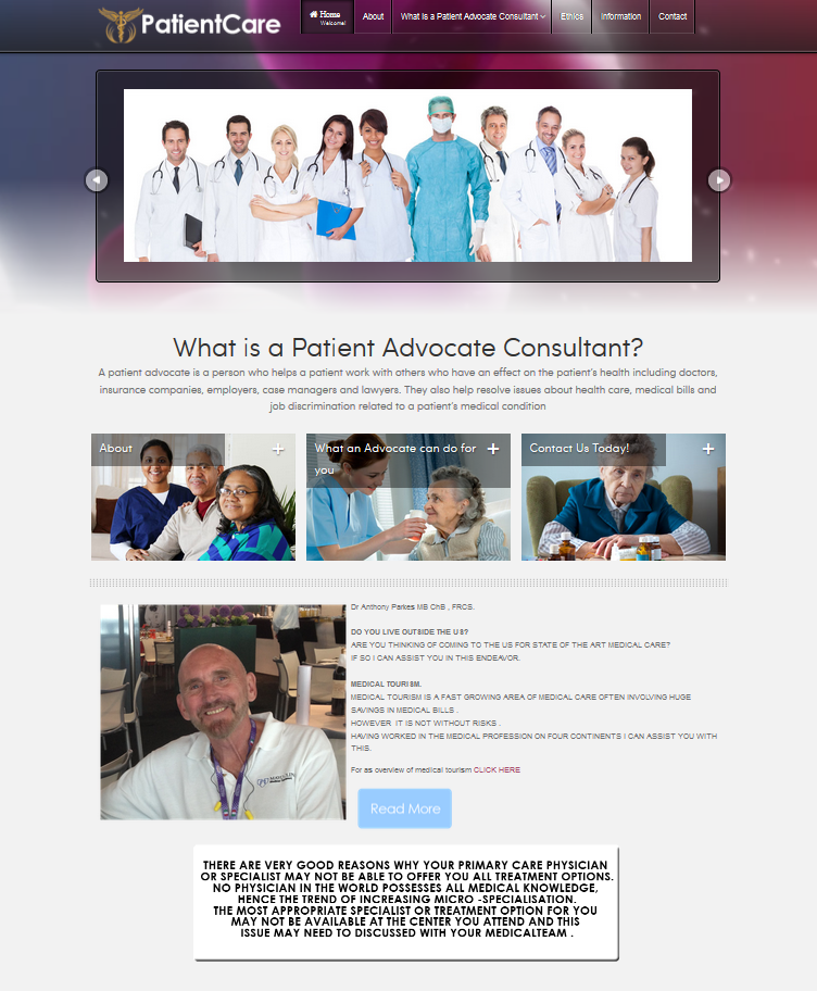 advocacy and consultation